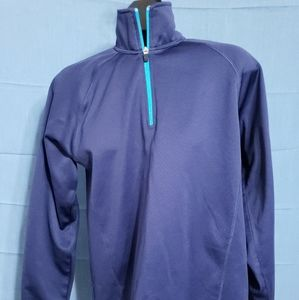XERSION performance 1/4 zip pullover